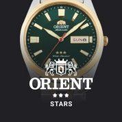 Orient 3 Stars