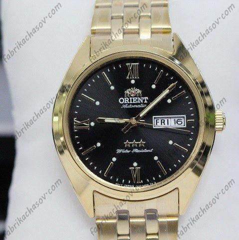 Часы ORIENT 3 STARS RA-AB0E11B19B