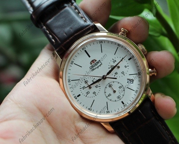 Часы Orient Chronograph RA-KV0403S10B