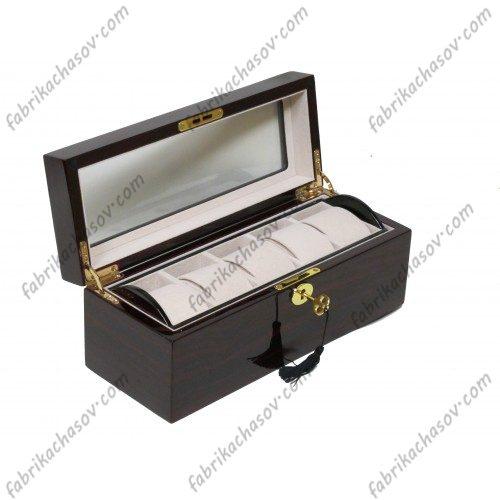 Шкатулка для хранения часов Salvadore 801-5EC