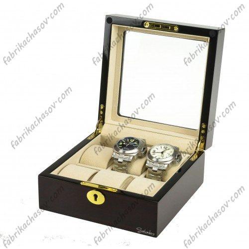 Шкатулка для хранения часов Salvadore 841-6EC