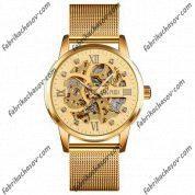 Часы Skmei 9199 gold