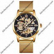 Часы Skmei 9199 gold-black