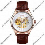 Часы Skmei 9209 rose gold-silver
