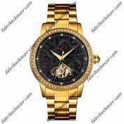 Часы Skmei 9219 gold-black