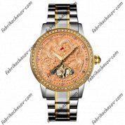 Часы Skmei 9219 silver-gold