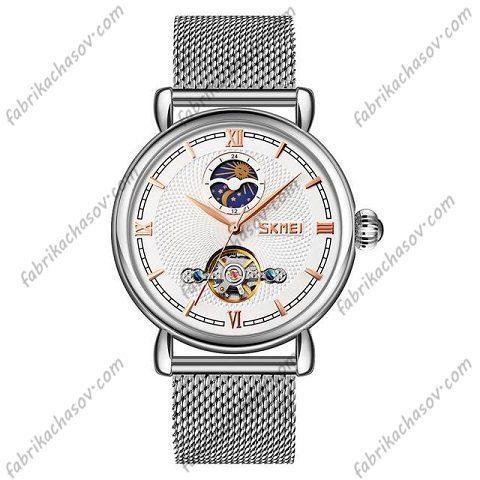 Часы Skmei 9220 silver-white