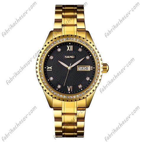 Часы Skmei 9221 gold-black