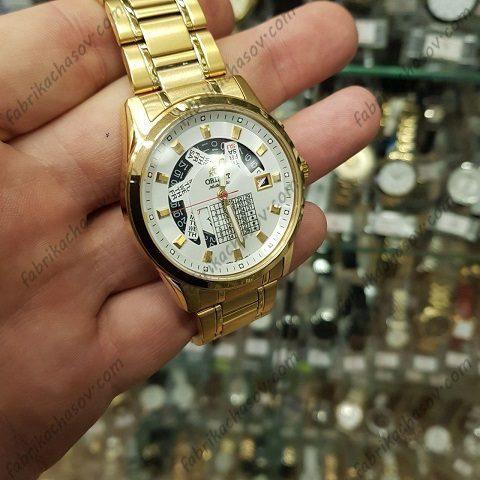 Часы ORIENT Multi Year Calendar CFX01001WH