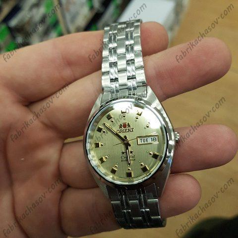 Часы ORIENT 3 STARS FAB00009C9