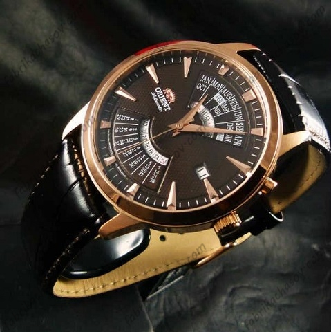 Часы ORIENT MULTI YEAR CALENDAR FEU0A001TH