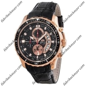 Часы ORIENT CHRONOGRAHP FTT0Q005B0