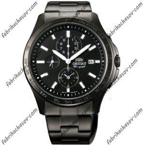 Часы ORIENT CHRONOGRAHP FTT0X001B0