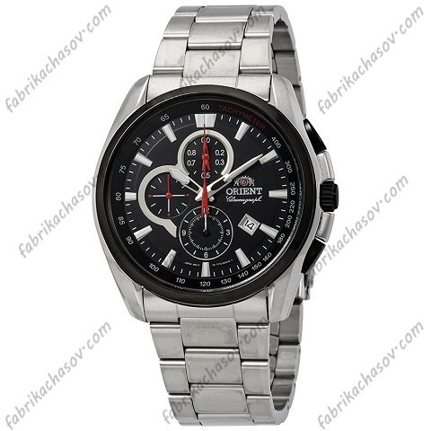 Часы ORIENT CHRONOGRAHP FTT13001B0