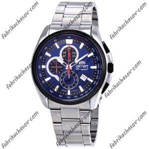 Часы ORIENT CHRONOGRAHP FTT13001D0