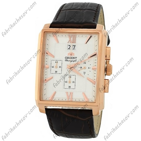 Часы Orient Chronograph FTVAA001W0