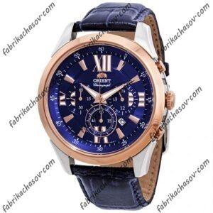 Часы Orient Chronograph FTW04006D0