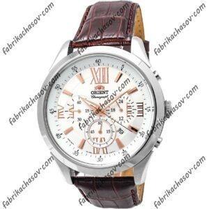 Часы Orient Chronograph FTW04008W0