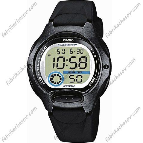 Часы Casio ILLUMINATOR LW-200-1BVEF