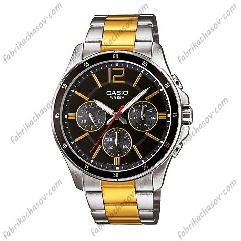 Часы CASIO MTP-1374SG-1AVDF