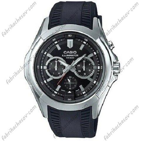 Часы Casio ILLUMINATOR MTP-E204-1AVDF