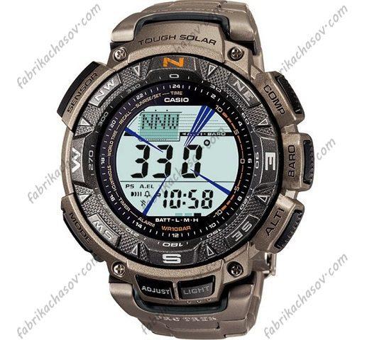 Часы Casio ProTrek PRG-240T-7ER