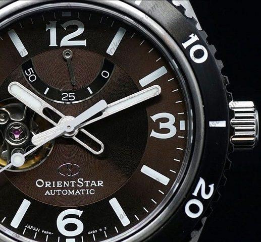 ЧАСЫ ORIENT STAR RE-AT0102Y00B
