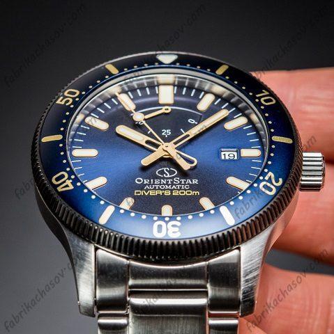 Часы Orient Star RE-AU0304L00B