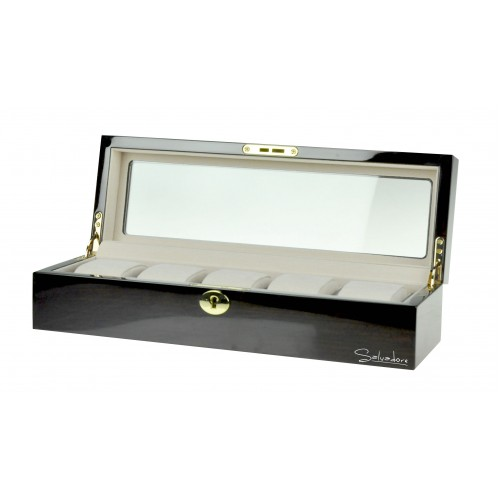 Шкатулка для хранения часов Salvadore WB/3081/BUC
