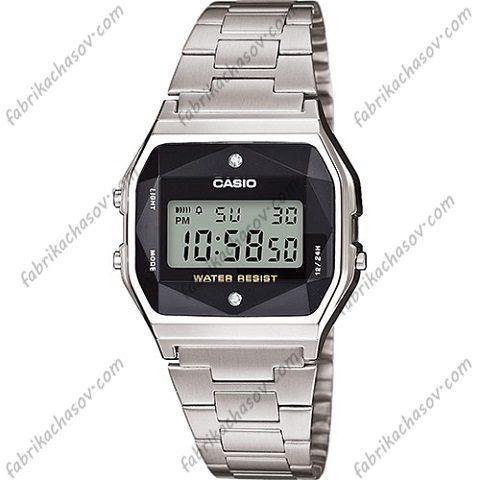 Часы Casio ILLUMINATOR  A158WEAD-1EF
