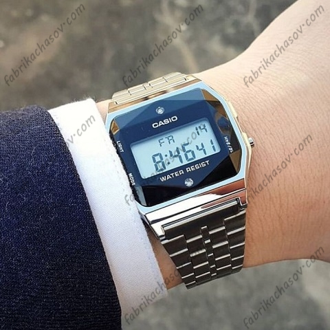 Часы Casio ILLUMINATOR A159WAD-1