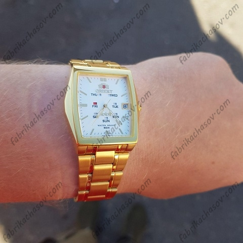 Часы ORIENT 3 Stars BPMAA001WJ