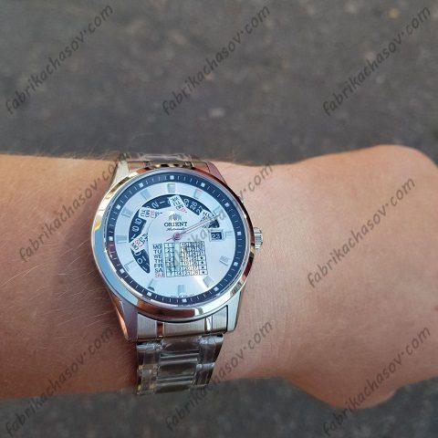 Часы ORIENT Multi Year Calendar CFX01002WH