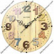 Настенные часы RHYTHM CMG117NR06