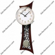 Настенные часы RHYTHM CMP540NR06