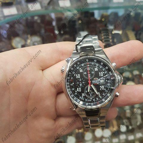 Часы ORIENT CHRONOGRAHP CTD0G001B0
