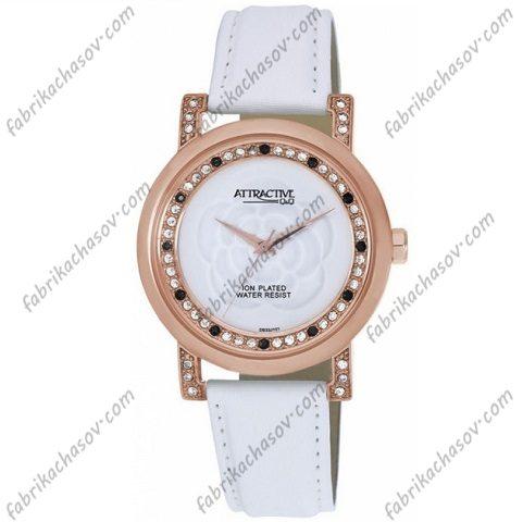 Женские часы Q&Q ATTRACTIVE DB33J101Y