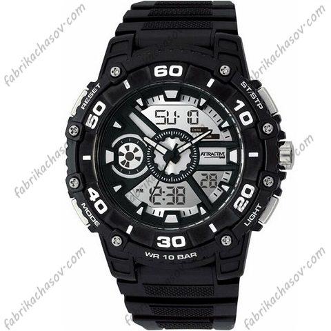 Мужские часы Q&Q ATTRACTIVE DE10J501Y