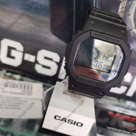 Часы Casio G-Shock DW-5600BBMA-1ER