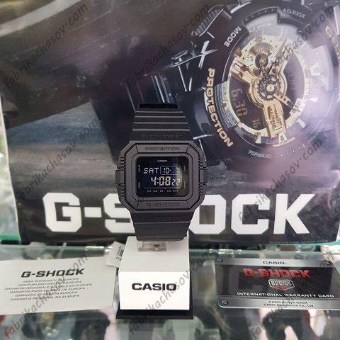 Часы Casio G-Shock DW-D5500BB-1ER