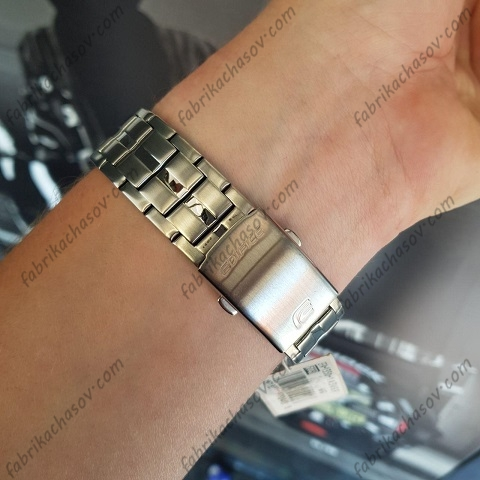 Часы Casio Edifice EFA-135D-1A3