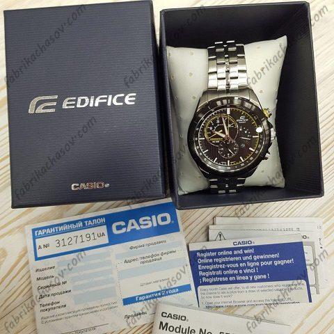 Часы Casio Edifice EFR-561DB-1AVUEF