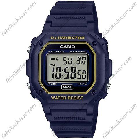 Часы Casio ILLUMINATOR F-108WH-2A2EF