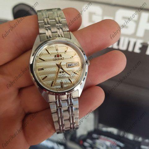 Часы ORIENT 3 STARS FAB0000DC9