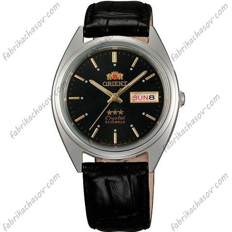 Часы ORIENT 3 STARS FAB0000JB