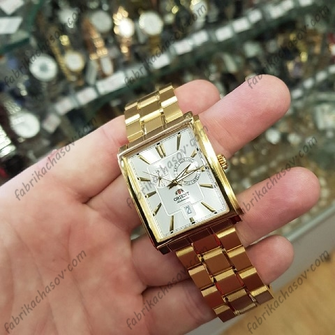 Часы ORIENT AUTOMATIC FETAF002W0