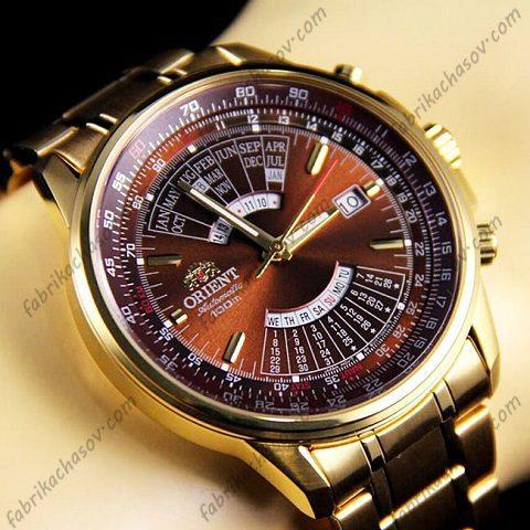 Часы ORIENT Multi Year Calendar FEU07003TX