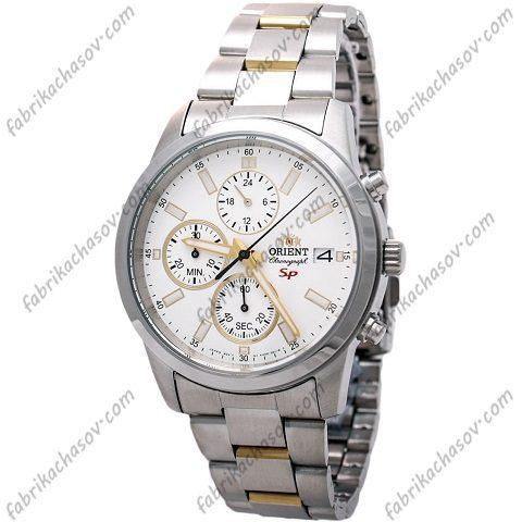 Часы ORIENT CHRONOGRAPH FKU00001W0