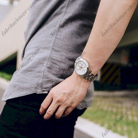 Часы ORIENT CHRONOGRAPH FKU00003W0