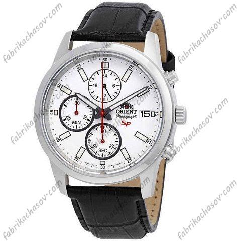 Часы ORIENT CHRONOGRAPH FKU00006W0